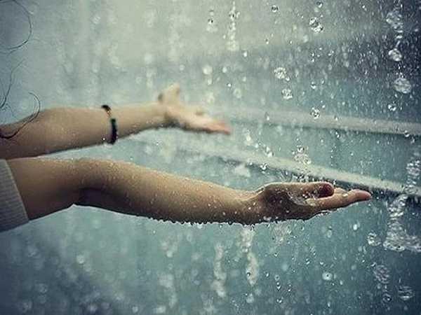 Điềm báo trong giấc mơ thấy trời mưa