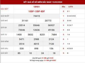 Phân tích KQXSMB thứ 2 ngày 16-3-2020