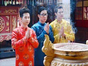 Cách sắm lễ và các bài văn khấn cầu duyên chuẩn nhất