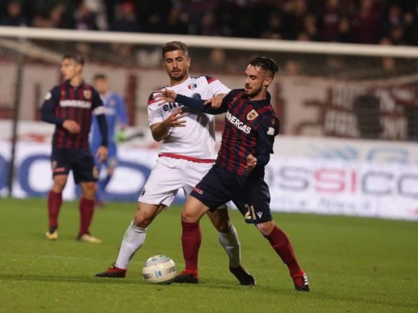 Nhận định trận đấu Reggiana vs Frosinone (00h30 ngày 16/12)