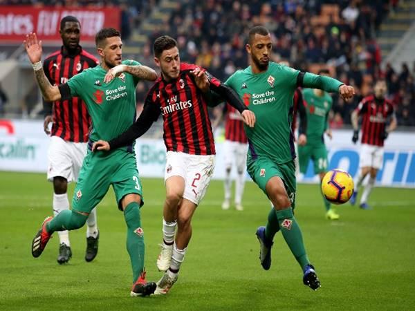 Nhận định trận đấu Fiorentina vs AC Milan (00h00 ngày 22/3)