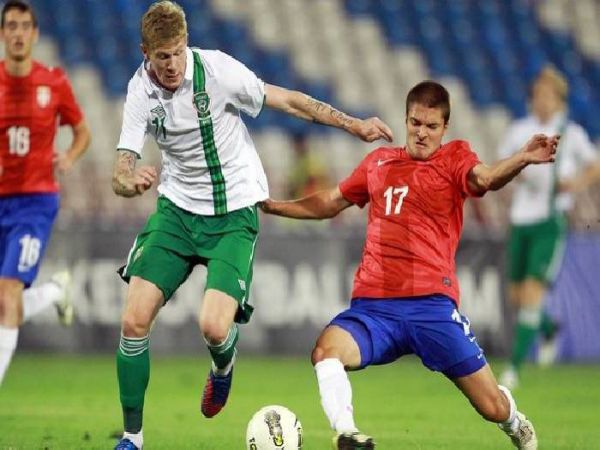 Nhận định tỷ lệ Serbia vs Ireland, 02h45 ngày 25/3 - VL World Cup 2022