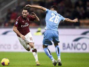 Soi kèo tỷ lệ trận Lazio vs AC Milan (01h45 ngày 27/4)