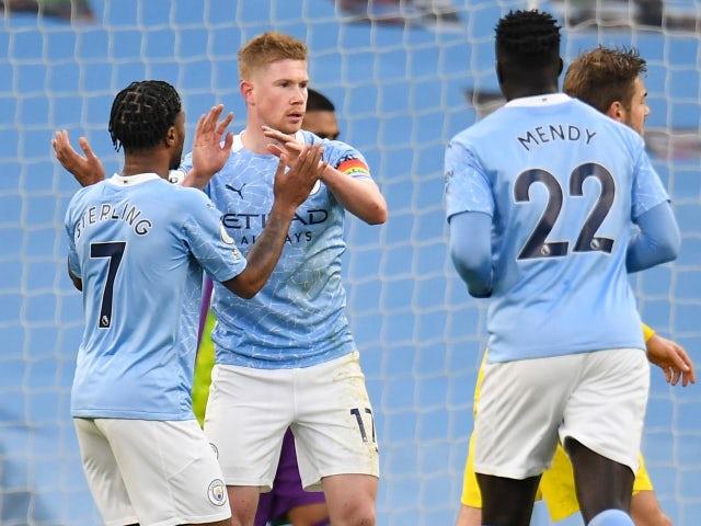 Man City lập thêm kỳ tích, chỉ cách ngôi vương đúng 8 điểm
