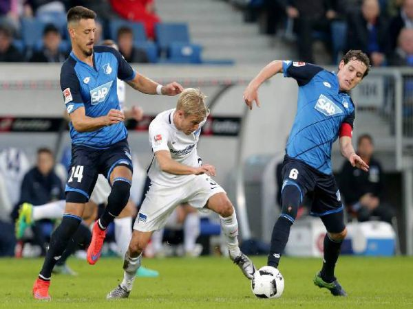 Nhận định kèo Hoffenheim vs Hertha Berlin, 20h30 ngày 22/5 - Bundesliga