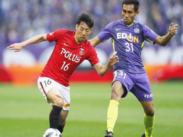 Nhận định tỷ lệ Sanfrecce Hiroshima vs Urawa Reds, 17h00 ngày 26/5