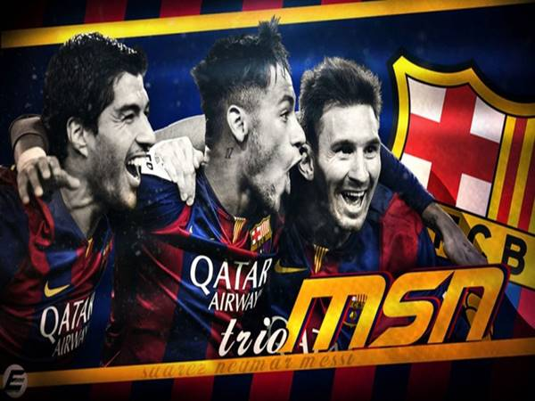 Tiền đạo Barca xuất sắc nhất là ai?