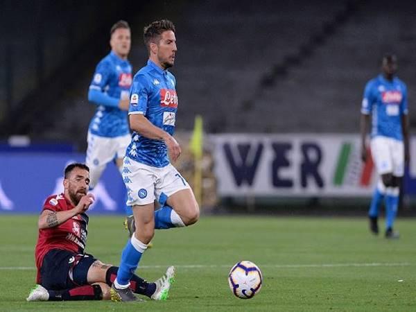 Nhận định trận đấu Napoli vs Spartak Moscow (23h45 ngày 30/9)