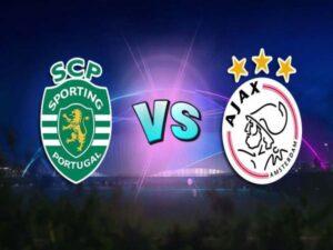 Soi kèo Sporting Lisbon vs Ajax, 02h00 ngày 16/9 – Cup C1 Châu Âu