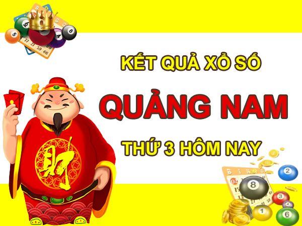 Phân tích SXQNM 12/10/2021 thứ 3 chốt số đài Quảng Nam