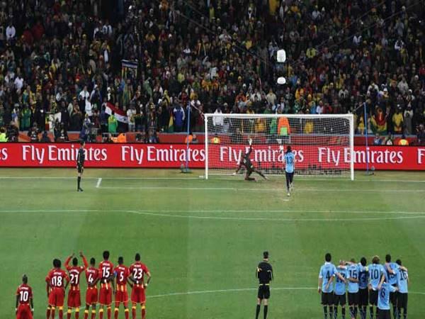 Luật đá luân lưu theo tiêu chuẩn quy định của FIFA